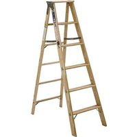 Michigan 1311-06 Stocky Step Ladder