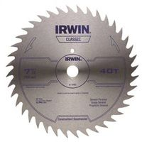 Irwin 11140 Combination Circular Saw Blade