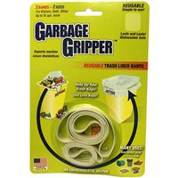 BAND TRASH LINER REUSABLE 2PK