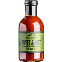 SAUCE BBQ SWEET/HEAT 16OZ