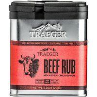 RUB BBQ BEEF 8.25OZ
