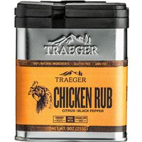 RUB CHICKEN 9OZ