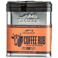 RUB COFFEE BBQ 8.25OZ