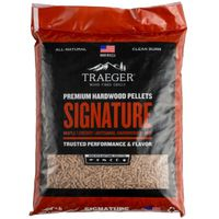 PELLETS WD SIGN BLEND BAG 20LB