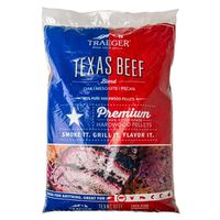 PELLETS WD TEXAS BLND BAG 20LB