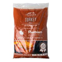TURKEY BLND W/BRN KIT BAG 20LB