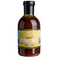 SAUCE BBQ SUMMER SHANDY 16OZ