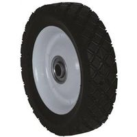Martin Wheel 715-OF Diamond Tread Light Duty Steel Wheel