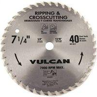 Vulcan 409320OR Circular Saw Blade