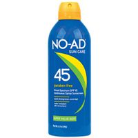 SUNSCREEN SPRAY NO-AD SPF45