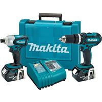 Makita LXT211 Cordless Kit