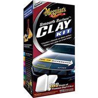 Meguiar Smooth Surface G1016 Clay Kit