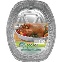 Handi-Foil 2500TL-15 Foil Cover Roaster With Cover