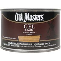 Old Masters 81608 Oil Based Gel Stain