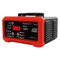 CHARGER BATTERY SHELF AUTO 50A