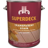 Superdeck SC0019104-16 Transparent Wood Stain