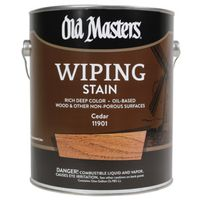 Old Masters 11901 Oil Based Wiping Stain