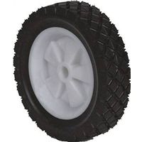 Martin Wheel 715P-OF Diamond Tread Semi-Pneumatic Lawnmower Wheel
