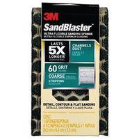SAND SPONGE COARSE 60 4.5X2.5
