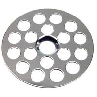 STRAINER FLAT 1-5/8IN OD CHRM