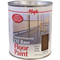 Majic 8-0077 Oil Based Floor Paint