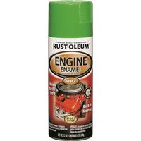 Rustoleum Automotive Rust Preventive Engine Enamel Spray Paint