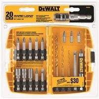 Dewalt DW2503 Rapid Load Quick Change Drill Bit Set