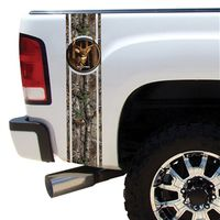 BED BND TRUCK DEER 2PC 10X40IN
