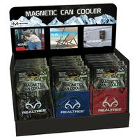 COOLER CAN MAGNETIC DISP 36PC