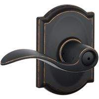 PRIVACY ACCENT AGED BRONZE CAM