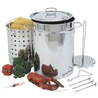 Barbour Bayou Classic Turkey Fryer Pot