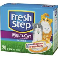 Clorox 30438 Fresh Step Cat Litter
