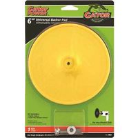 Gator 3052 Stick-On Backing Pad