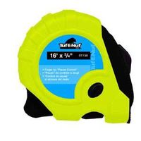 TAPE MEAS 1INX25FT RUBB JACKET