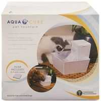 FOUNTAIN WATER PET AQUA 40OZ
