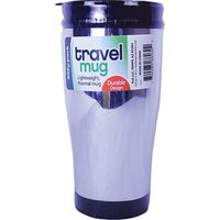 MUG PLASTIC TRAVEL