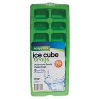 ICE CUBE TRAY 2PK