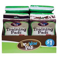 FLP Bow Pals Extra Absorbent Puppy Training Pad