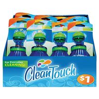 CleanTouch 8844 Soap Dispensing Cleaning Palm Brush