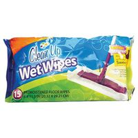 FLP 8863 Pre-Moistened Wet Floor Wipe
