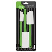 Cooks Kitchen 8216 Dishwasher Safe Spatula Set