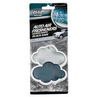 AIRFRESHNER AUTO BLK RAIN 3PK