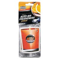 AIRFRESHNER AUTO CITRUS 3 PK