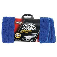 FLP 8902 Soft Touch Streak-Free Finish Towel
