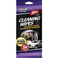 FLP 8911 Pre-Moistened Automotive Wipe