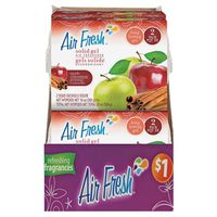 AIR FRESHENER GEL-APPLE CIN