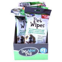 PET WIPES 24PK