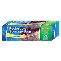 STORAGE RCLSB ZIP 20CT QT