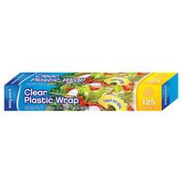 FOOD WRAP A/P CLR 125SF