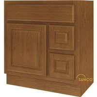 Sunco Randolph VDR3018RRT Single Door Bathroom Vanity